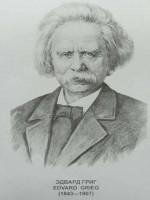 Русские и зарубежные композиторы. (22 портрета комплект).