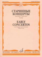 Старинные концерты для трубы. (Составитель - Докшицер).