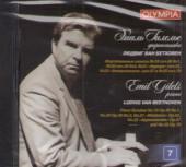 CD. Бетховен. Сонаты для фортепиано. Диск 7. МКМ 185.