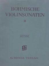 HN 335. Bohmische Violinsonaten 2.