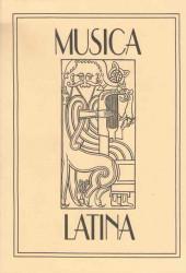 Музыка Латина.