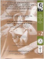 Нотная папка флейтиста №2.
